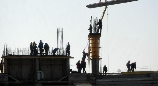 Gli immobili a Mosca continuano ad essere attraenti per gli investitori (Foto: Itar-Tass)