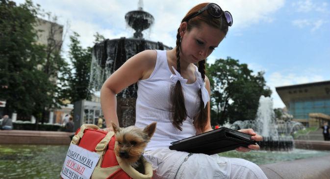 Gli e-book hanno conquistato i giovani russi e non solo (Foto: PhotoXPress)