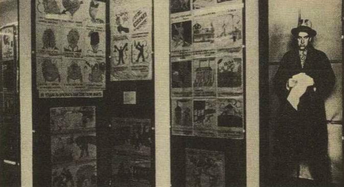 Vladimir Majakovskij, uno degli artisti sovietici più celebri del Novecento, è raccontato ora in un libro a cura di Alfonso Amendola e Annamaria Sapienza (Foto: De Vivo)