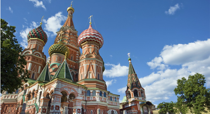 Il Museo Statale di Storia della Russia, in Piazza Rossa (Foto: Lori / Legionmedia)