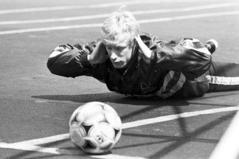 Il calciatore Oleksij Mikhailichenko (Foto: Itar-Tass)