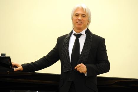 Il baritono russo Dmitri Khvorostovsky (Foto: Itar-Tass)
