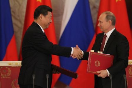 Accordi soprattutto energetici tra il leader cinese Xi Jinping e il Presidente russo Vladimir Putin (Foto: Rossiyskaya Gazeta)