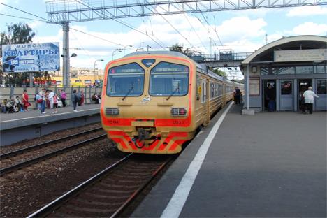 Le infrastrutture ferroviarie russe necessitano di ammodernizzarsi e i Mondiali di calcio del 2018 daranno una spinta in questa direzione (Foto: Flickr / Vokabre)