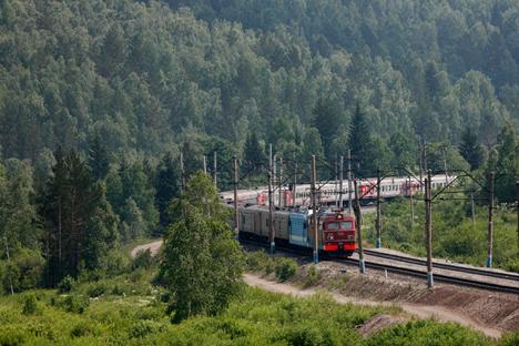 Em viagem pela Rússia, paisagens e rostos mudam o tempo todo