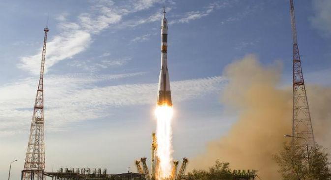 Cambierà il rapporto di forze nel settore spaziale nei prossimi anni a venire? No, secondo Dmitri Baranov, esperto senior della Finam management (Foto: Reuters/Vostock Photo)