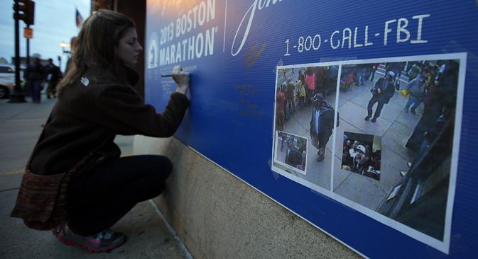 I due giovani di origine cecena sarebbero sospettati di aver preso parte all'attentato alla maratona di Boston (Foto: Reuters/Vostock Photo)