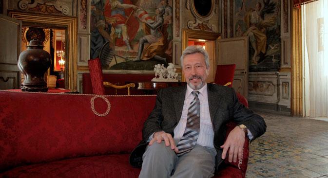Il console generale a Palermo Vladimir Korotkov (Foto: Francesco Malavolta)