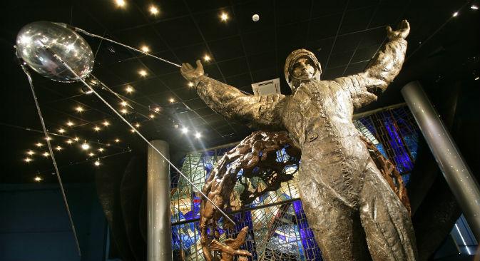 """""""Sono il comandante di una navicella spaziale, né più e né meno"""", dichiara nell'intervista Sergei Zaletin, venti anni di carriera da cosmonauta e due missioni sulla Mir e sulla Iss (Foto: Itar-Tass)"""