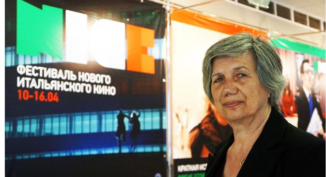 Viviana del Bianco, direttrice del Festival Nice (Foto: Nikita Khokhlov)