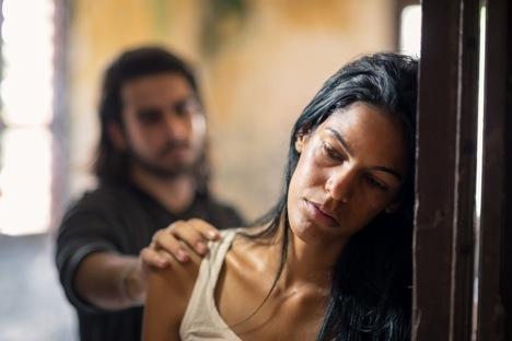 In Russia si chiedono nuove leggi per fermare il fenomeno della violenza sulle donne (Foto: Alamy / Legion Media)