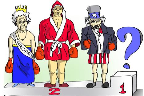 Vignetta di Dan Pototskij