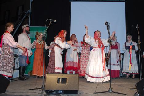 Musiche e balli dall'Est alla settima edizione del festival russo Giardino Estivo delle Arti a Bari (Foto: Ufficio Stampa)