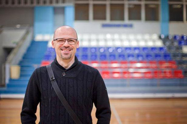Federico Rampazzo, l'italiano d'argento del volley russo