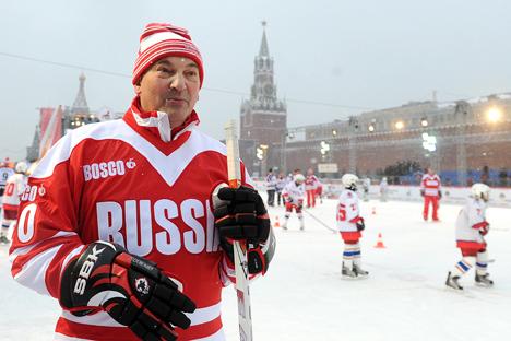 Vladislav Tretyak (Foto: Itar-Tass)