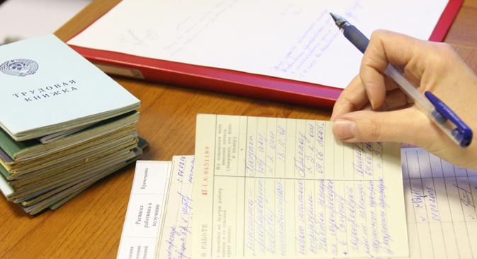 Sono soprattutto i lavoratori dipendenti in Russia a voler aprire un'attività in proprio (Foto: Itar-Tass)