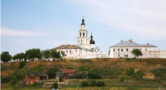 Dopo la caduta di Kazan, Sviyazhsk rimase un avamposto della cristianità in una regione musulmana (Foto: Lori/Legion Media)