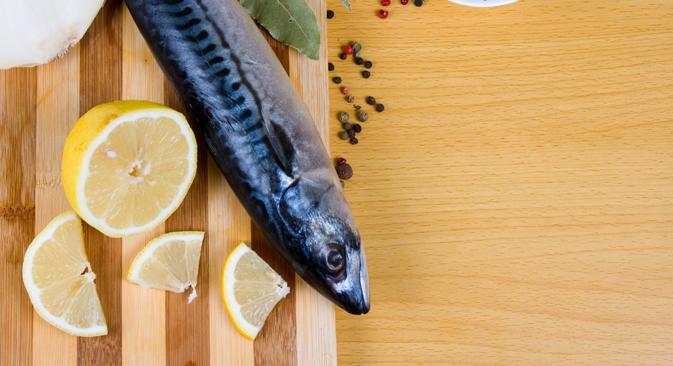 Una gustosa ricetta di pesce arriva dal Mar Nero (Foto: Lori / Legion Media)