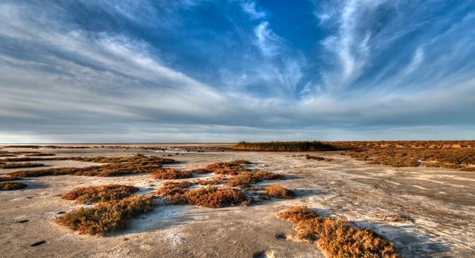 Il lago Elton (Foto: Lori/Legion Media)
