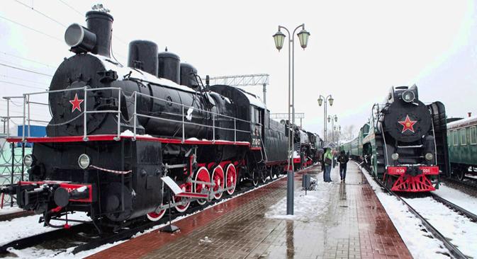 Più tempo da spendere nelle stazioni, per viaggiatori o semplici amanti dell'arte, grazie alle mostre che negli scali saranno organizzate dalle Ferrovie russe (Foto: Oleg Serdechnikov)