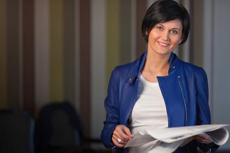Alisa Chumachenko, fondatrice e amministratrice delegata di Game Insight (Foto: Ufficio Stampa)