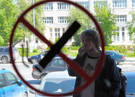 La Russia si interroga sulla reale efficacia della legge anti-fumo, entrata in vigore il 1° giugno 2013 (Foto: Ria Novosti)