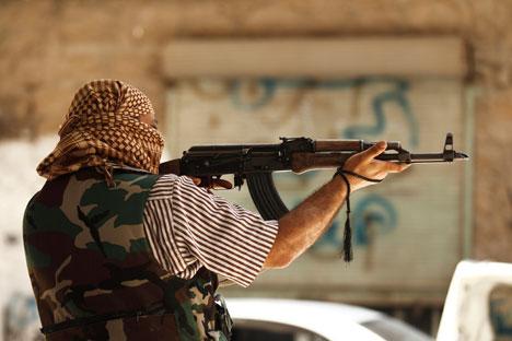 Per fermare la guerra civile in Siria, la comunità internazionale prepara la conferenza di pace Ginevra 2 (Foto: Reuters)