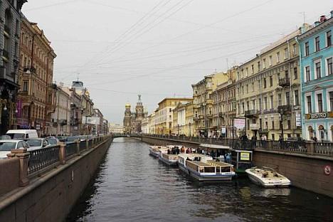 Lievitano i prezzi in hotel e ristoranti durante il Forum Economico internazionale di San Pietroburgo (Foto: Mathew G. Crisci)