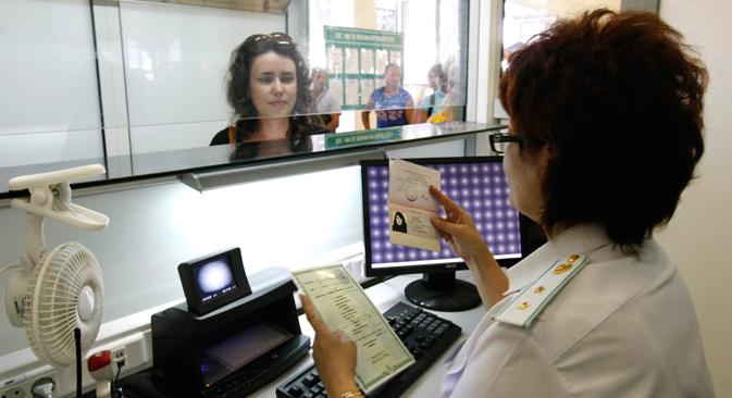 Molto avanti i negoziati tra la Russia e i Paesi dell'America Latina sull'abolizione dei visti; in stallo la questione con Bruxelles (Foto: Itar-Tass)