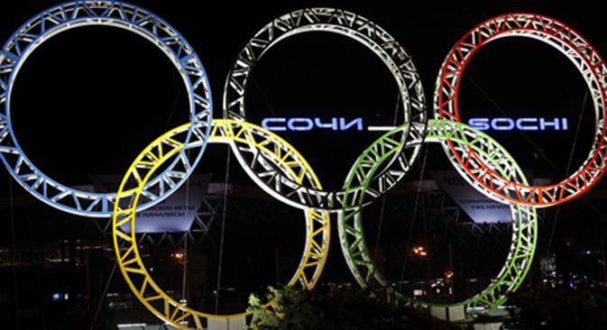 Per le Olimpiadi invernali di Sochi 2014 sono già stati spesi 51 miliardi di dollari (Foto: Reuters)