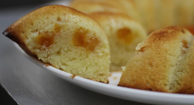 Il dolce russo mannik (Foto: Divya Shirodkar)