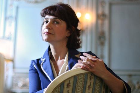 Dopo l'esperienza al Complesso museale ed espositivo del Maneggio di Mosca, Marina Loshak prende in mano le sorti del Museo Pushkin della capitale russa (Foto: Kommersant)