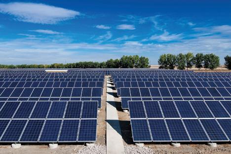Ao contrário do que se poderia pensar, a Rússia tem grande potencial para energia solar Foto: Assessoria de Imprensa