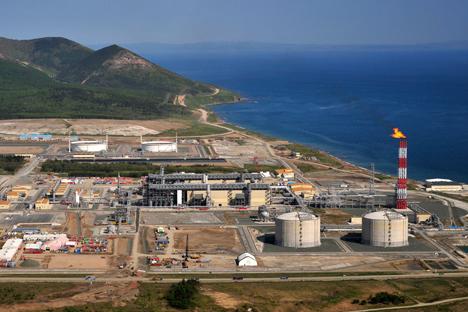 Le scorte complessive di gas per la categoria ABC1 sono di 48,8 trilioni di metri cubi (Foto: Ufficio Stampa)