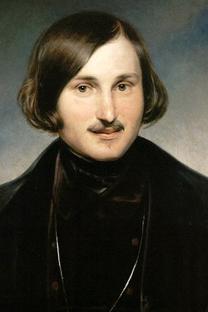 """Anche Nikolai Gogol cantò il fiume Volga in """"Anime perse"""" (Fonte wikipedia)"""