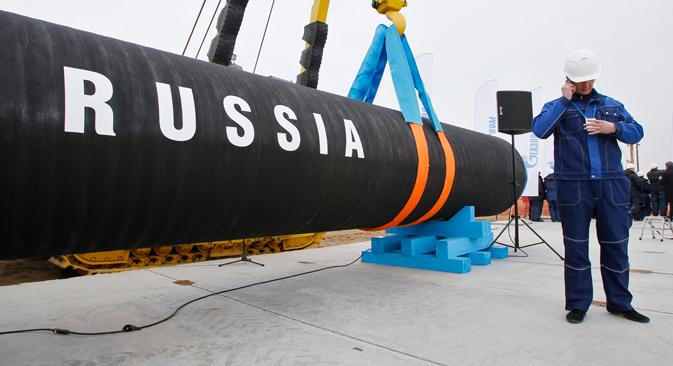 Entro la fine del 2013 Gazprom è intenzionata a esportare in Europa più di 160 miliardi di metri cubi di gas (Foto: Ap)
