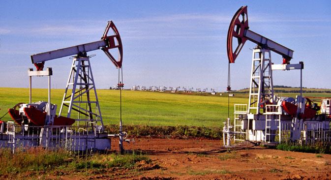Ogni compagnia petrolifera russa prevede di aumentare la sua produzione di petrolio nel medio termine (Foto: Itar-Tass)
