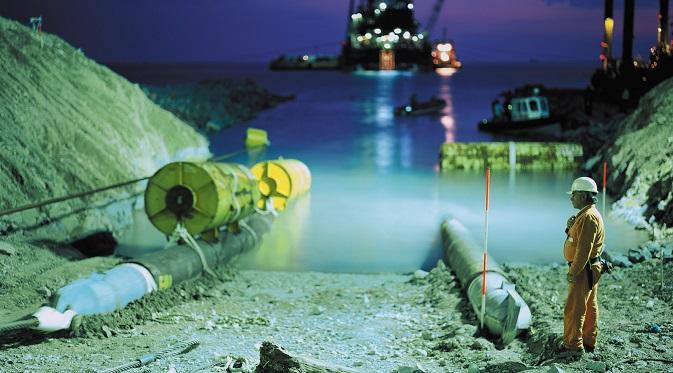 Originariamente il gasdotto avrebbe dovuto importare il gas dal Turkmenistan e dall'Iran (Foto: Ufficio Stampa)