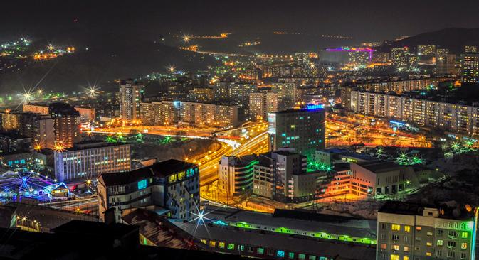 Vladivostok, una meta tutta da scoprire, anche a piedi (Foto: Blongman)