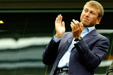 L'oligarca russo Roman Abramovich, patron del Chelsea dal 2003 (Foto: Reuters)