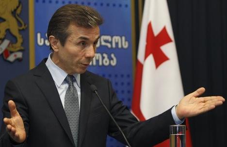 Il primo ministro georgiano Bidzina Ivanishvili (Foto: Reuters)