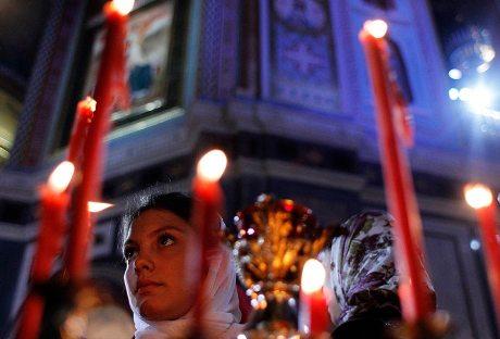La nuova legge prevede pene detentive fino a tre anni per coloro che offendono i sentimenti religiosi dei cittadini russi (Foto: Reuters)