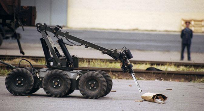 I robot funzioneranno anche in piena notte, sette giorni su sette (Foto: PhotoXPress)