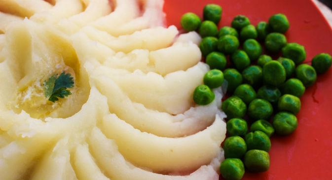 Purè di patate (Foto: Divya Shirodkar)