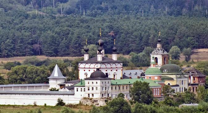"""Russia Oggi"" vi manda una cartolina da Kashira (Foto: William Brumfield)"