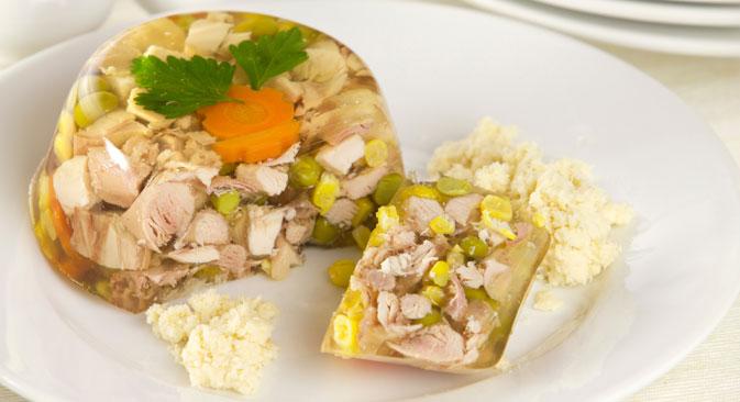 La ricetta prevede che possano essere utilizzate diverse varietà di pesci di acqua dolce (Foto: Lori / Legion Media)