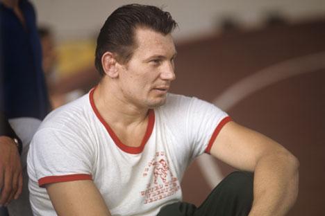 Il campione di lotta libera Aleksandr Medved (Foto: Doliagyn / Ria Novosti)