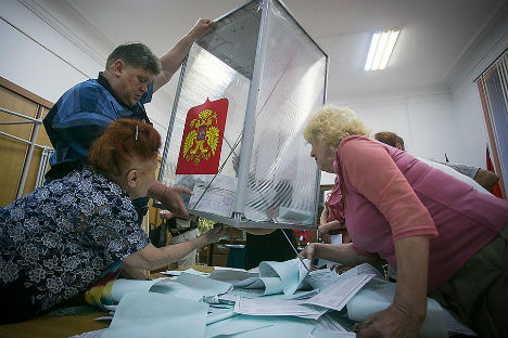 Foto: Aleksandr Khitrov / RIA Novosti
