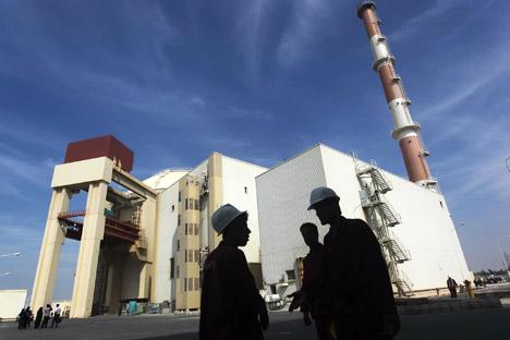 La Russia consegna a Teheran la centrale nucleare di Bushehr (Foto: Reuters)