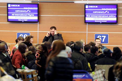 La compagnia di bandiera russa Aeroflot darà vita a una compagnia low-cost (Foto: Itar-Tass)